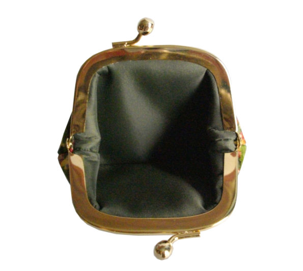porte-monnaie en satin N°1 camouflage