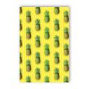 cassis-royal-carnet-ananas-pineapple-perroquet-parrot-rayure-jaune-exotisme-boutique-laguiole.aubrac