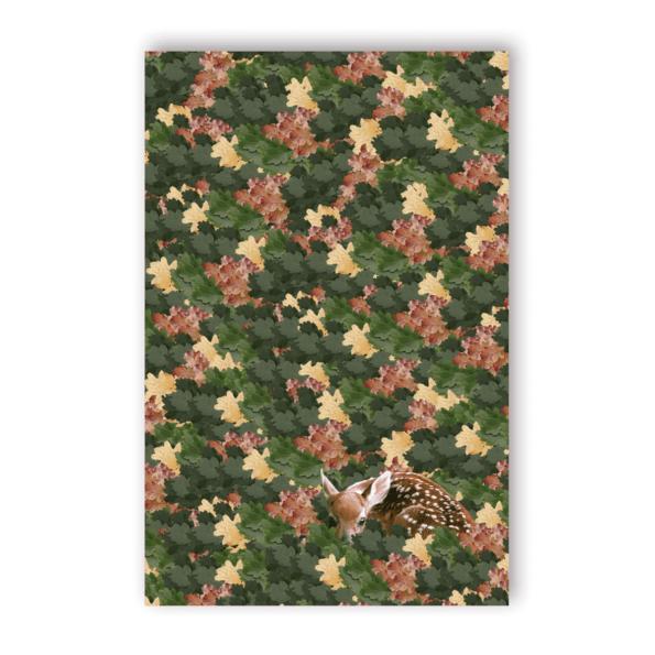 Cassis royal carnet note book Camouflage - cassisroyal.com