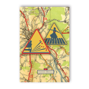 cassis-royal-carnet-nationale-7-route-panneaux-routier-boutique-laguiole-teckel-notebook