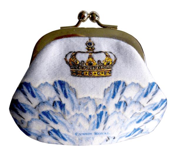 Cassis Royal Porte-monnaie N°1 en satin Ludwig - cassisroyal.com