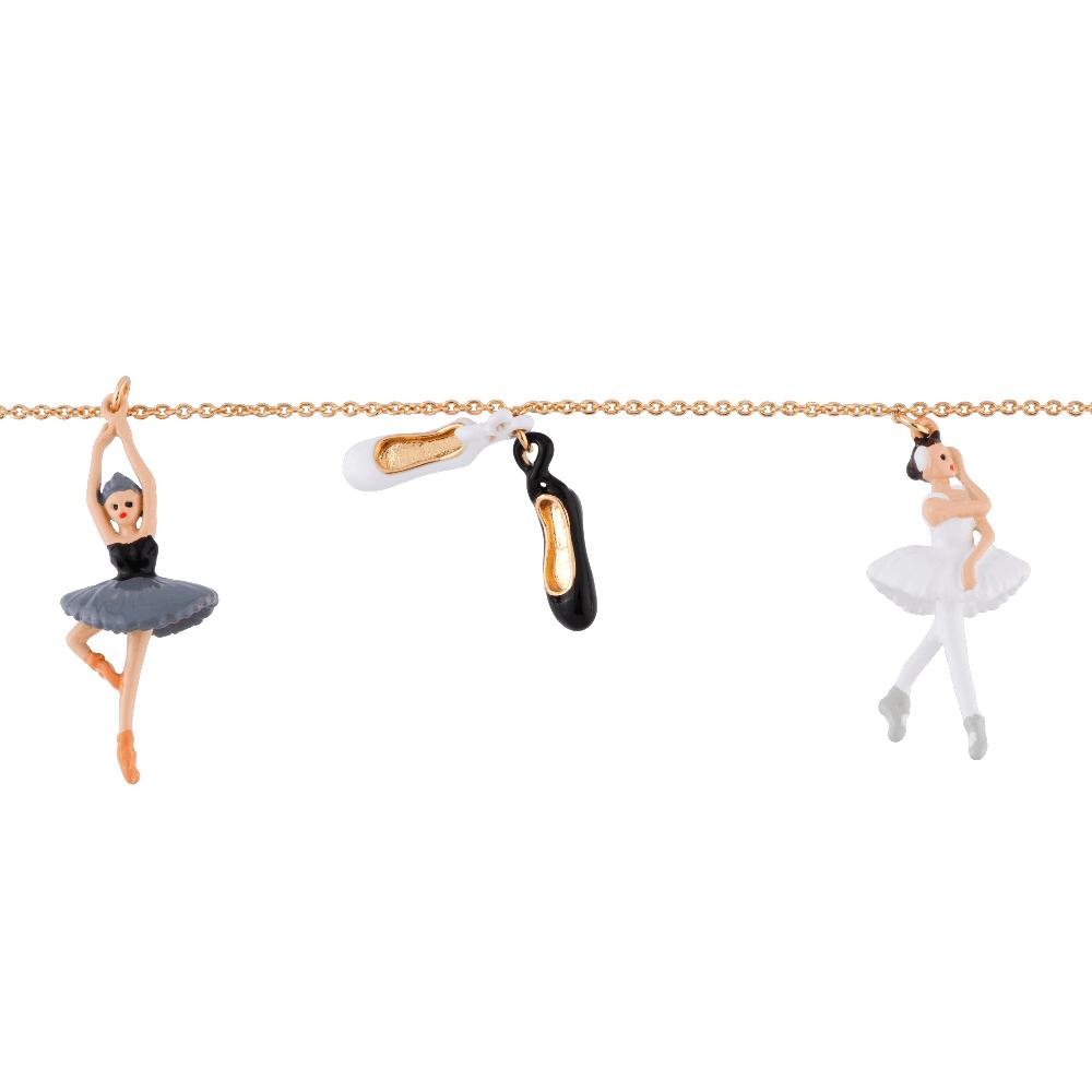 Bijoux N2, Le bal blanc bracelet breloques - cassisroyal.com