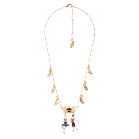 Bijoux N2, Le bal blanc collier - cassisroyal.com