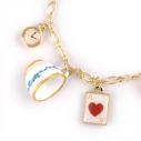 Bijoux N2 le tea time d'Alice bracelet breloque - cassisroyal.com