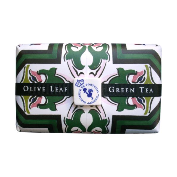 savon coq feuille d'olivier et thé vert soap sapone jabón seife - cassisroyal.com