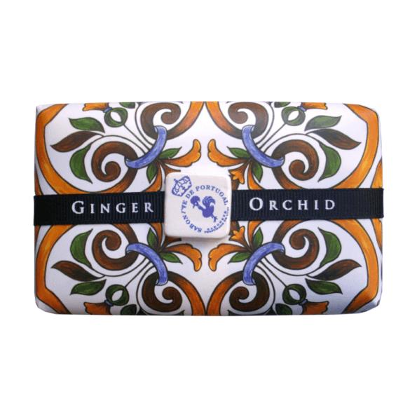 savon coq gingembre et orchidée soap sapone jabón seife - cassisroyal.com