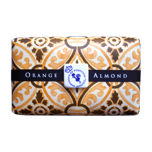 savon coq orange et amande soap sapone jabón seife - cassisroyal.com
