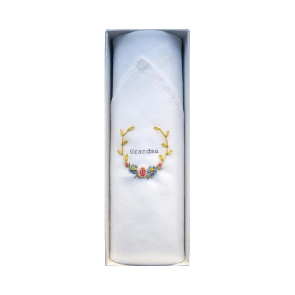 Mouchoir Tamielle grandma handkerchief - cassisroyal.com
