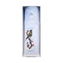 Mouchoir Tamielle oiseau chanteur handkerchief - cassisroyal.com