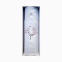 Mouchoir Tamielle arbre en fleur handkerchief - cassisroyal.com