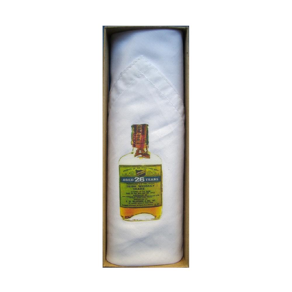 Mouchoir Tamielle homme whisky handkerchief - cassisroyal.com