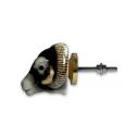 cassisroyal-boutique-laguiole-aubrac-aveyron-andmary-poignee-placard-doorknobs-belier-ferme-bouc-bouquetin-corne-profil