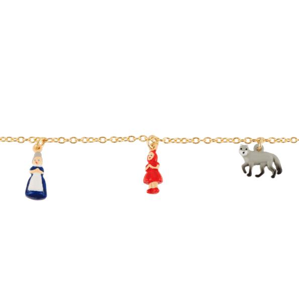 Bijoux N2 promenons nous bracelet breloques grandma - cassisroyal.com