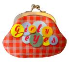 Cassis Royal Porte-monnaie N°1 en satin Yeye girls - cassisroyal.com