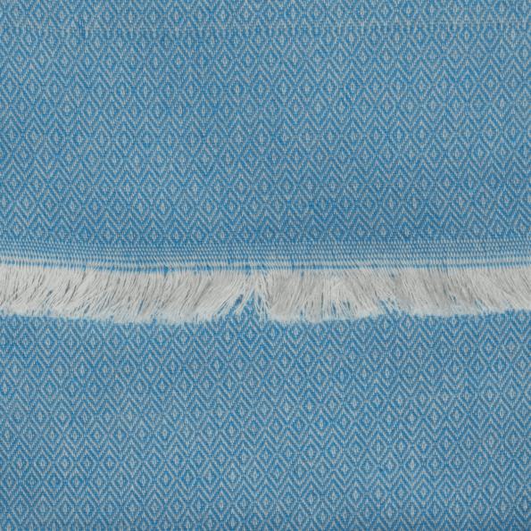 Écharpe Vérone, Turquoise