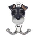 cassisroyal-boutique-laguiole-aubrac-aveyron-andmary-patere-hook-schnauzer-chien-dog