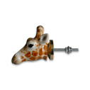 cassisroyal-boutique-laguiole-aubrac-aveyron-andmary-poignee-placard-doorknobs-girafe-giraffe-savane-afrique-sauvage-profil