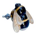 and mary poignée de placard en porcelaine abeille - cassisroyal.com