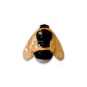 And Mary, Poignée de placard en porcelaine abeille