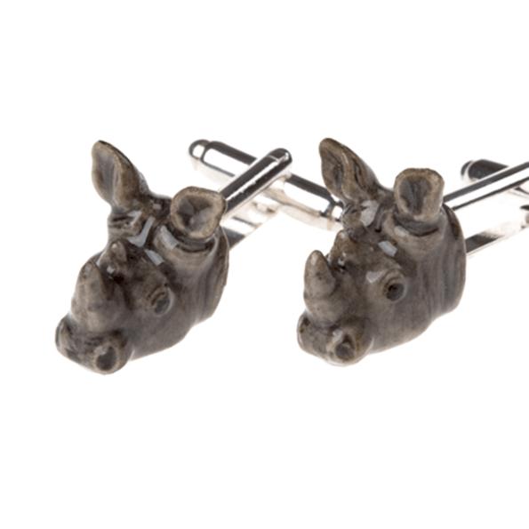 And Mary, boutons de manchette Rhinoceros -cassisroyal.com