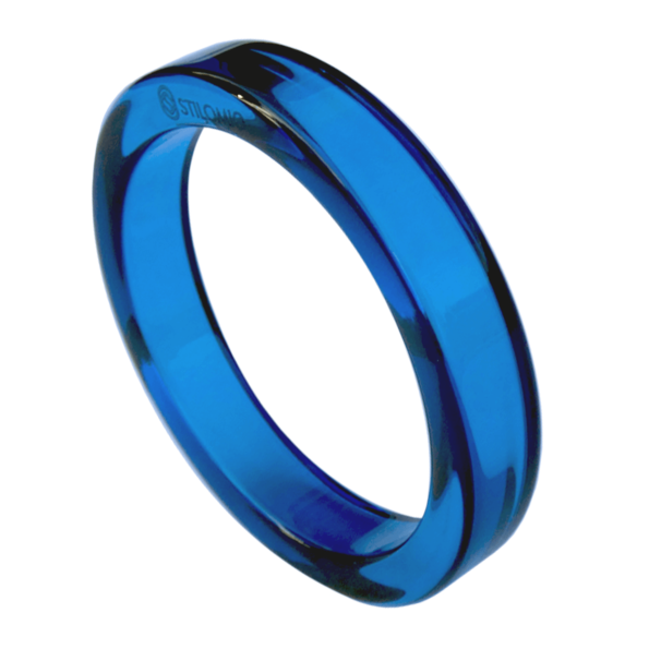 Stilomio, bracelet Unicorn Bleu - cassisroyal.com