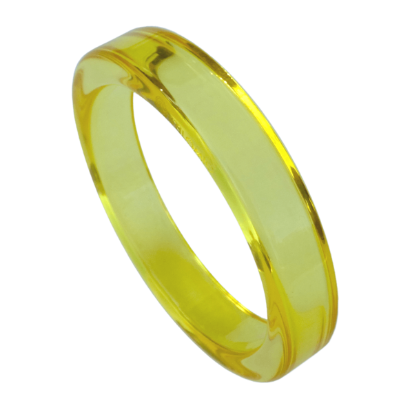 Stilomio, bracelet Unicorn Jaune - cassisroyal.com